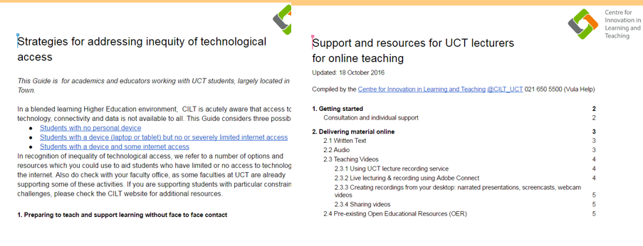 What is blended learning - CILT guides