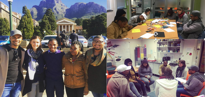 Sol Plaatje Global Citizenship Programme training with UCT