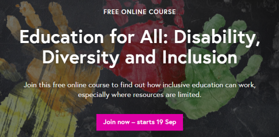 Education for All: Disability, Diversity & Inclusion