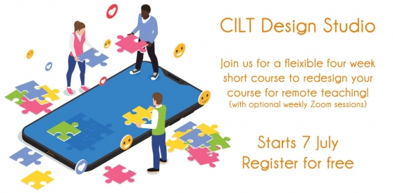 CILT Design Studio flyer