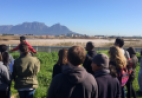 Students visit Philippi Horticultural Area